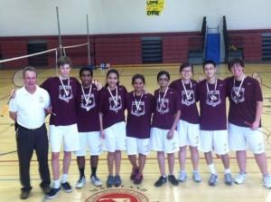 Farewell Badminton Seniors