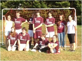 Soccer Brings Buddies Together