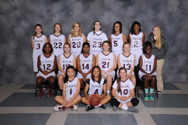 JV Girls Basketball Win Again -- Off the Court