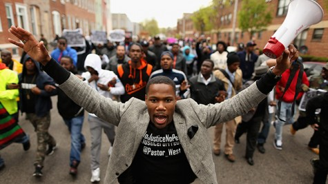 History Repeats Itself in Baltimore