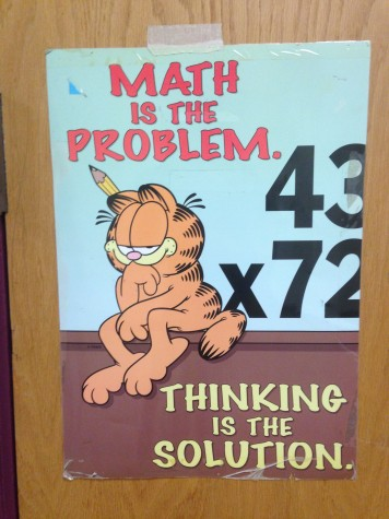 New Math Department Changes