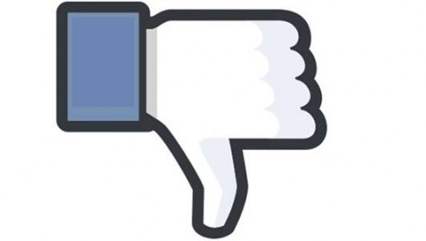 """Facebook """"Dislike"""" Button in the Works"""
