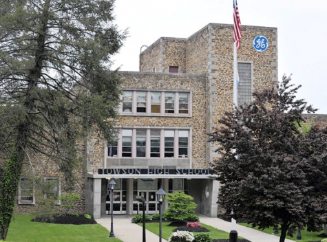 Towson High School to be Bought by G.E.