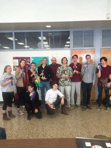 Towson Takes Silver in BCPS Physics Olympics