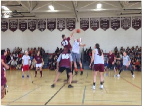 Fun, Fast Times at Faculty Basketball High
