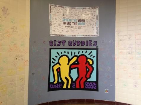 Best Buddies Mural