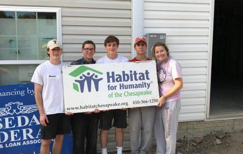 Habitat for Humanity Club