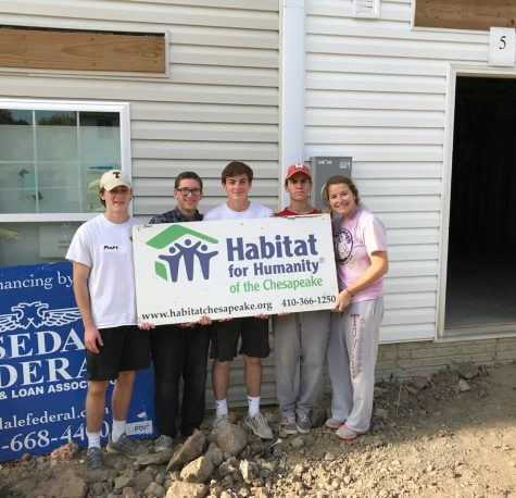 Habitat for Humanity Club