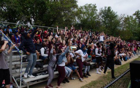 2018 Towson High School Fall Pep Rally