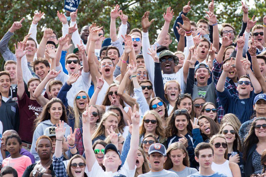 2018 Towson High School Fall Spirit Week