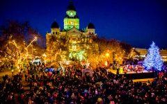 Holiday Lighting Festival Tradition