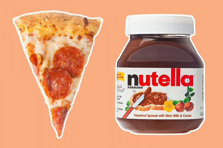 Some of the Weirdest Food Combinations